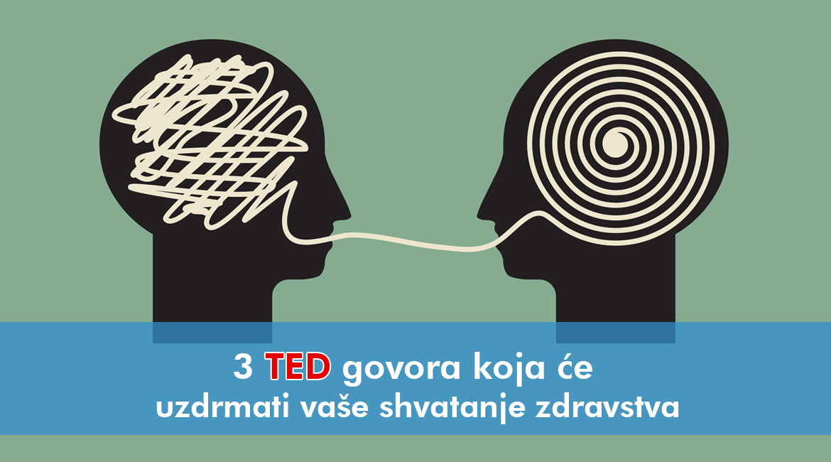3 TED govora