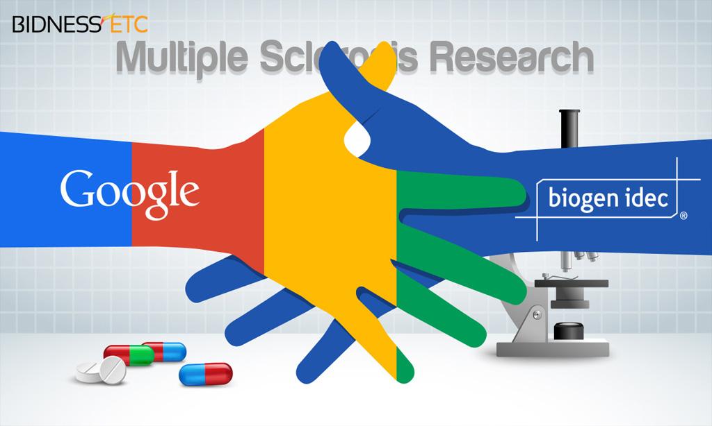 google i biogen partnerstvo