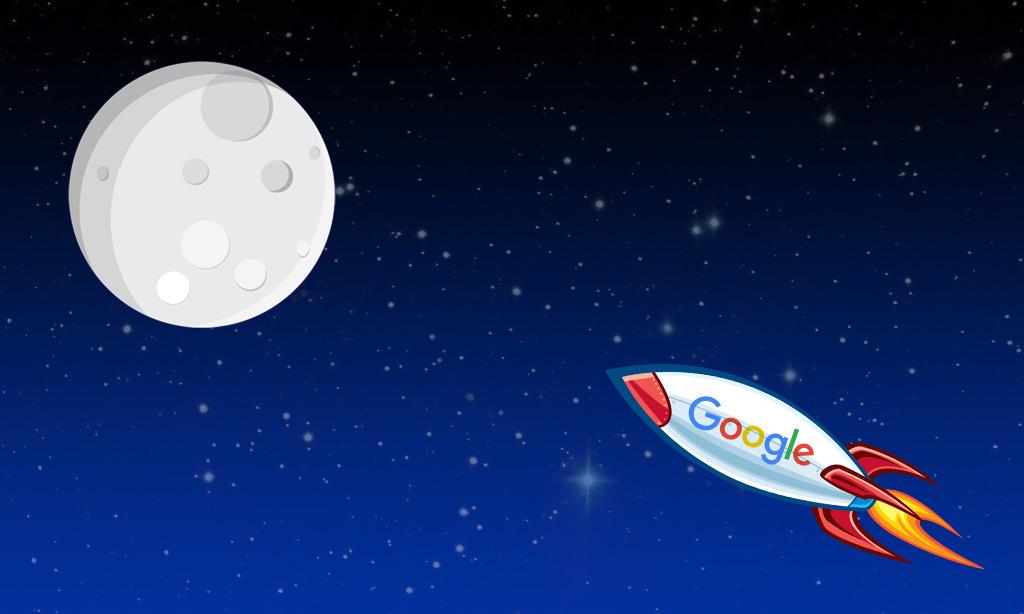 google nas vodi na mjesec